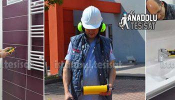 Arnavutköy Su Kaçağını Bulan Kameralı Tesisatçı Servis