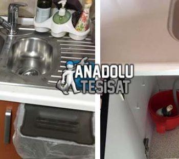 Tıkalı Mutfak Borusunu Kameralı Robotla Açan Firmalar