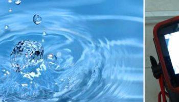 Su Kaçıran Yeri Makine İle Bulan Tesisatçı