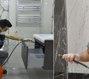 Tıkalı Çamaşır Makinesi Giderini Açan Servis